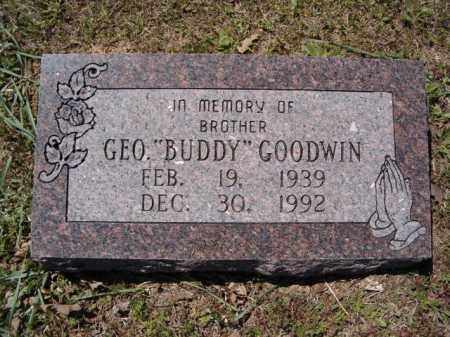"GOODWIN, GEORGE ""BUDDY"" - Independence County, Arkansas 