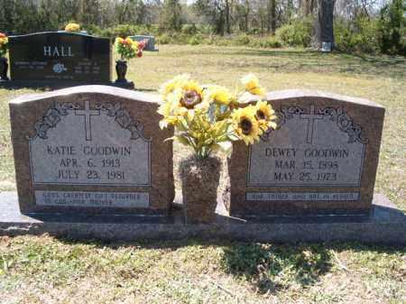 GOODWIN, KATIE - Independence County, Arkansas | KATIE GOODWIN - Arkansas Gravestone Photos