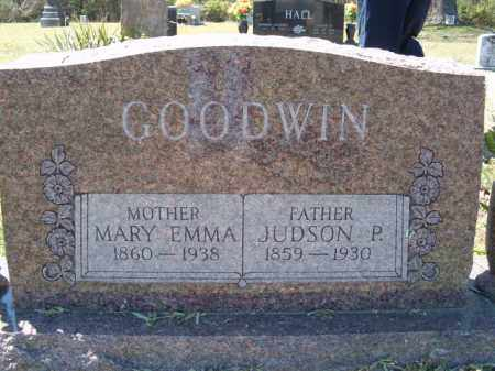 GOODWIN, MARY EMMA - Independence County, Arkansas | MARY EMMA GOODWIN - Arkansas Gravestone Photos