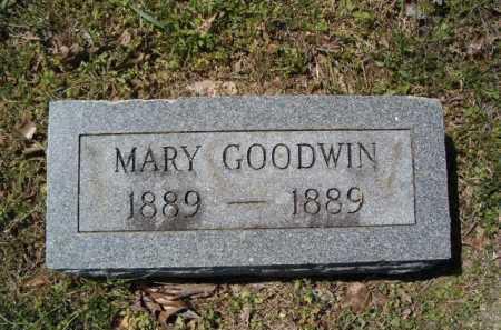 GOODWIN, MARY - Independence County, Arkansas | MARY GOODWIN - Arkansas Gravestone Photos