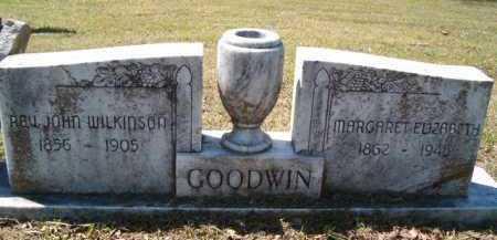 GOODWIN REV, JOHN WILKINSON - Independence County, Arkansas | JOHN WILKINSON GOODWIN REV - Arkansas Gravestone Photos