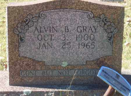 GRAY, ALVIN BARTHELOW - Independence County, Arkansas | ALVIN BARTHELOW GRAY - Arkansas Gravestone Photos