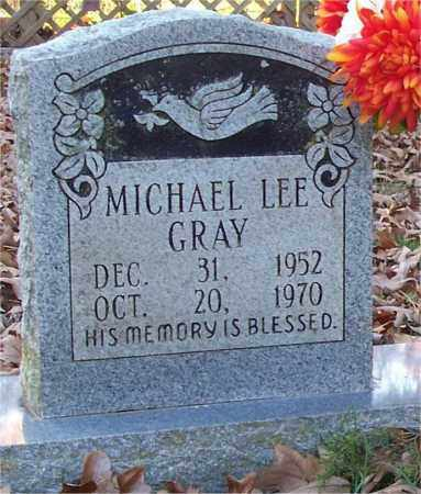 GRAY, MICHAEL LEE - Independence County, Arkansas | MICHAEL LEE GRAY - Arkansas Gravestone Photos