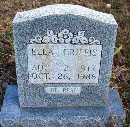 GRIFFIS, ELLA - Independence County, Arkansas | ELLA GRIFFIS - Arkansas Gravestone Photos