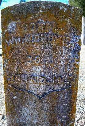 GROVER  (VETERAN UNION), WILLIAM H - Independence County, Arkansas | WILLIAM H GROVER  (VETERAN UNION) - Arkansas Gravestone Photos