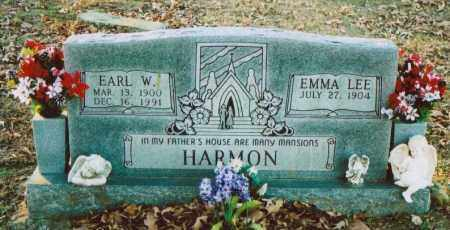 HARMON, EARL W. - Independence County, Arkansas | EARL W. HARMON - Arkansas Gravestone Photos