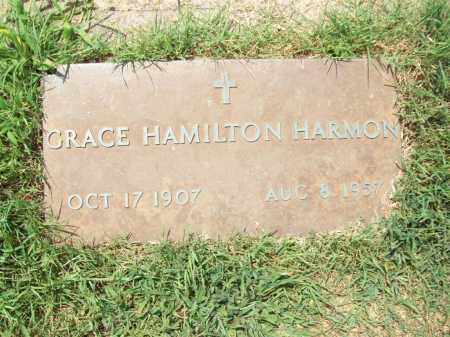 HARMON, GRACE - Independence County, Arkansas | GRACE HARMON - Arkansas Gravestone Photos