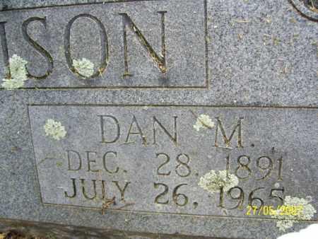 HARVISON, DAN MONROE - Independence County, Arkansas   DAN MONROE HARVISON - Arkansas Gravestone Photos