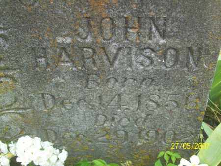 HARVISON, JOHN - Independence County, Arkansas   JOHN HARVISON - Arkansas Gravestone Photos