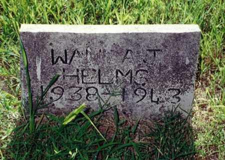 HELMS, WANDA J. - Independence County, Arkansas   WANDA J. HELMS - Arkansas Gravestone Photos