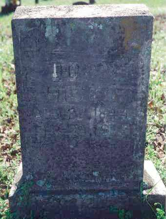 HICKS, JOHN - Independence County, Arkansas | JOHN HICKS - Arkansas Gravestone Photos