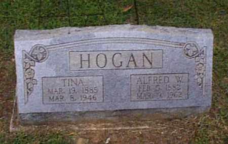 HOGAN, ALFRED W - Independence County, Arkansas | ALFRED W HOGAN - Arkansas Gravestone Photos