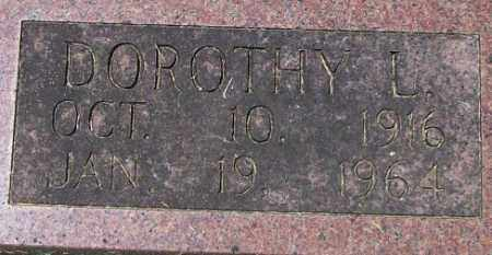 HOWELL, DOROTHY L. - Independence County, Arkansas   DOROTHY L. HOWELL - Arkansas Gravestone Photos