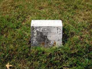 HUDDLESTON, EDDIE - Independence County, Arkansas   EDDIE HUDDLESTON - Arkansas Gravestone Photos