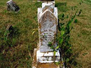 HUDDLESTON, ORPHA EOLINE - Independence County, Arkansas   ORPHA EOLINE HUDDLESTON - Arkansas Gravestone Photos