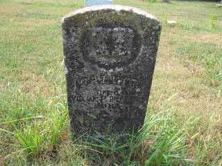 HUDDLESTON, SALLIE O. - Independence County, Arkansas | SALLIE O. HUDDLESTON - Arkansas Gravestone Photos