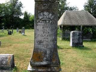 HUDDLESTON, WILLIAM PRYOR JR. - Independence County, Arkansas   WILLIAM PRYOR JR. HUDDLESTON - Arkansas Gravestone Photos