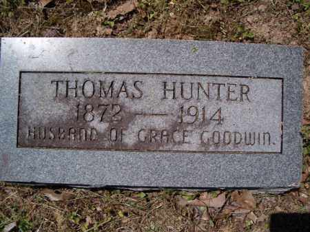 HUNTER, THOMAS - Independence County, Arkansas | THOMAS HUNTER - Arkansas Gravestone Photos