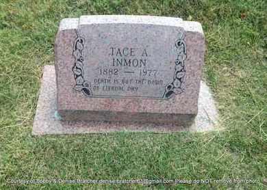 INMON, TACE A - Independence County, Arkansas   TACE A INMON - Arkansas Gravestone Photos