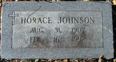 JOHNSON,, HORACE - Independence County, Arkansas | HORACE JOHNSON, - Arkansas Gravestone Photos