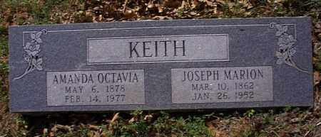 KEITH, JOSEPH MARION - Independence County, Arkansas | JOSEPH MARION KEITH - Arkansas Gravestone Photos