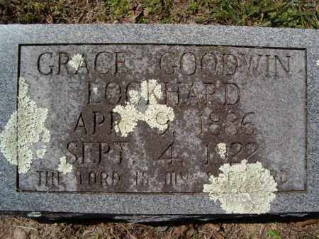 GOODWIN LOCKHARD, GRACE - Independence County, Arkansas | GRACE GOODWIN LOCKHARD - Arkansas Gravestone Photos
