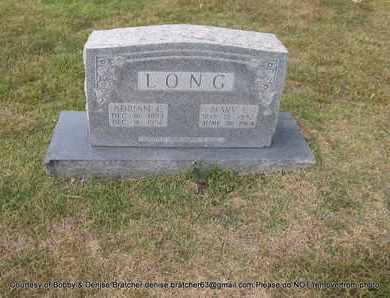 ROOFENER LONG, MARY LEA - Independence County, Arkansas | MARY LEA ROOFENER LONG - Arkansas Gravestone Photos