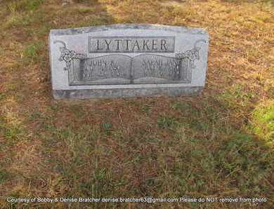 LYTTAKER, JOHN R - Independence County, Arkansas   JOHN R LYTTAKER - Arkansas Gravestone Photos