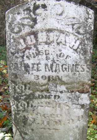 MAGNESS, JOSIAH H. - Independence County, Arkansas   JOSIAH H. MAGNESS - Arkansas Gravestone Photos