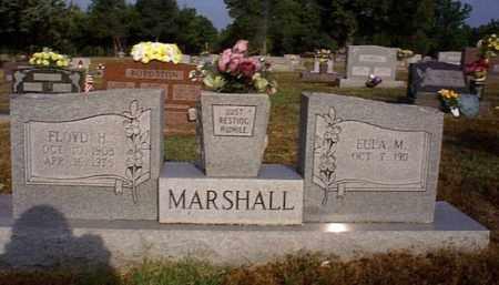 MARSHALL, EULA MAY - Independence County, Arkansas | EULA MAY MARSHALL - Arkansas Gravestone Photos