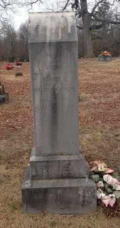 MATHENY, SAMUEL E - Independence County, Arkansas | SAMUEL E MATHENY - Arkansas Gravestone Photos