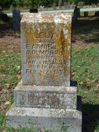 MORRIS, LELA - Independence County, Arkansas | LELA MORRIS - Arkansas Gravestone Photos