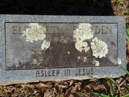 MORTON, ELIZABETH C. - Independence County, Arkansas   ELIZABETH C. MORTON - Arkansas Gravestone Photos