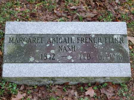 NASH, MARGARET ABIGAIL - Independence County, Arkansas | MARGARET ABIGAIL NASH - Arkansas Gravestone Photos