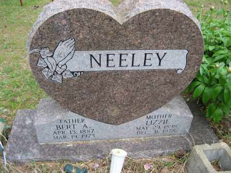 NEELEY, LIZZIE - Independence County, Arkansas | LIZZIE NEELEY - Arkansas Gravestone Photos