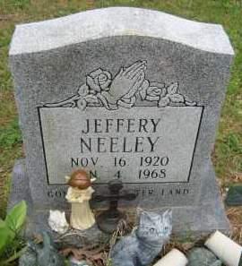 NEELEY, JEFFERY - Independence County, Arkansas | JEFFERY NEELEY - Arkansas Gravestone Photos
