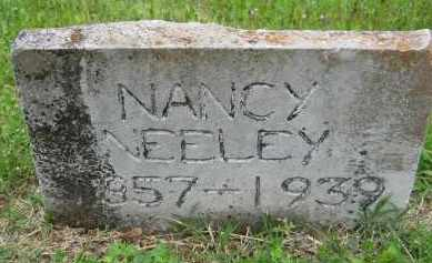"NEELEY, NANCY ELIZABETH ""SIS"" - Independence County, Arkansas 