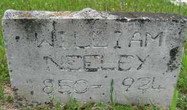 NEELEY, WILLIAM D - Independence County, Arkansas | WILLIAM D NEELEY - Arkansas Gravestone Photos