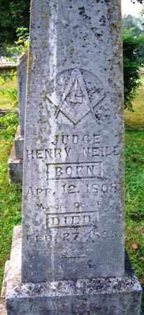 NEILL, HENRY - Independence County, Arkansas | HENRY NEILL - Arkansas Gravestone Photos