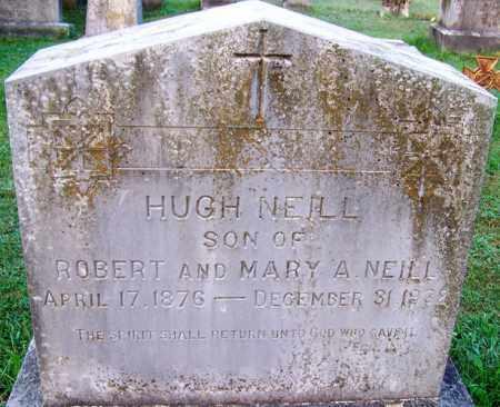 NEILL, HUGH - Independence County, Arkansas | HUGH NEILL - Arkansas Gravestone Photos
