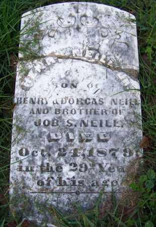 NEILL, JR., HENRY - Independence County, Arkansas | HENRY NEILL, JR. - Arkansas Gravestone Photos