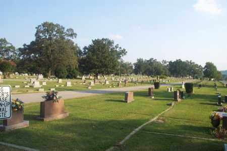 *OAKLAWN CEMETERY OVERVIEW,  - Independence County, Arkansas    *OAKLAWN CEMETERY OVERVIEW - Arkansas Gravestone Photos