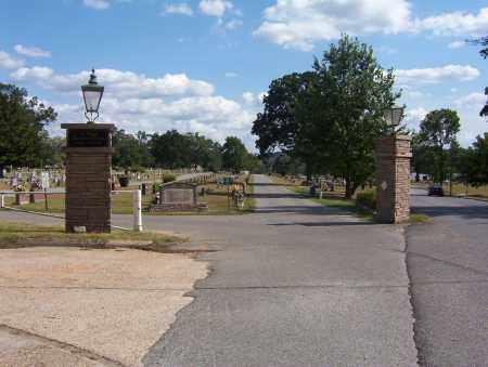 *OAK LAWN ENTRANCE,  - Independence County, Arkansas |  *OAK LAWN ENTRANCE - Arkansas Gravestone Photos