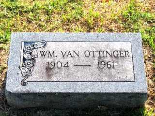 OTTINGER, WILIAM VAN - Independence County, Arkansas | WILIAM VAN OTTINGER - Arkansas Gravestone Photos