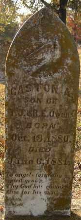 OWENS, CASTON A. - Independence County, Arkansas | CASTON A. OWENS - Arkansas Gravestone Photos