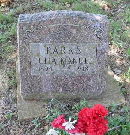 PARKS, JULIE - Independence County, Arkansas | JULIE PARKS - Arkansas Gravestone Photos
