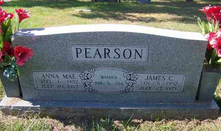 PEARSON, ANNA MAE - Independence County, Arkansas | ANNA MAE PEARSON - Arkansas Gravestone Photos