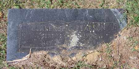 PEARSON, CLARENCE C - Independence County, Arkansas | CLARENCE C PEARSON - Arkansas Gravestone Photos