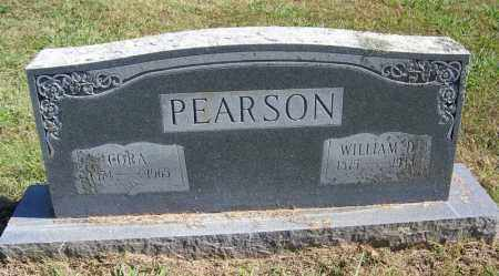 PEARSON, WILLIAM D - Independence County, Arkansas | WILLIAM D PEARSON - Arkansas Gravestone Photos