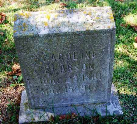 PEARSON, CAROLINE - Independence County, Arkansas   CAROLINE PEARSON - Arkansas Gravestone Photos